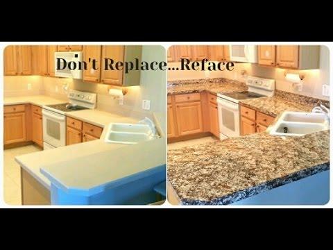 Refinish Your Countertops