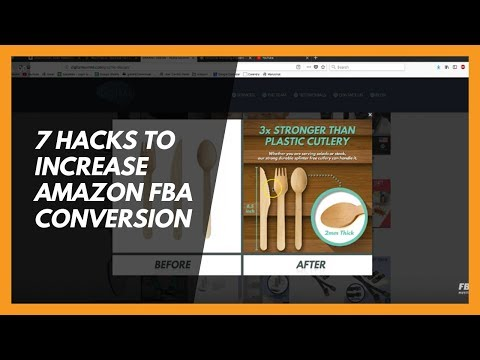 How to increase Amazon FBA sales [FAST]