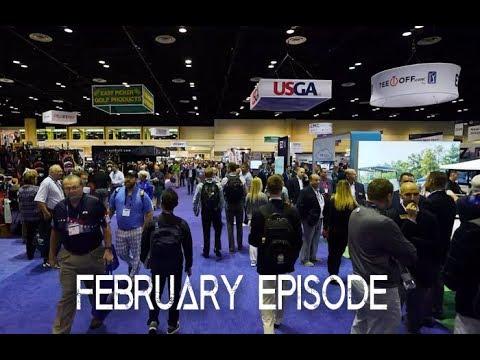 GOLF LIFE TV SHOW - FEBRUARY EPISODE