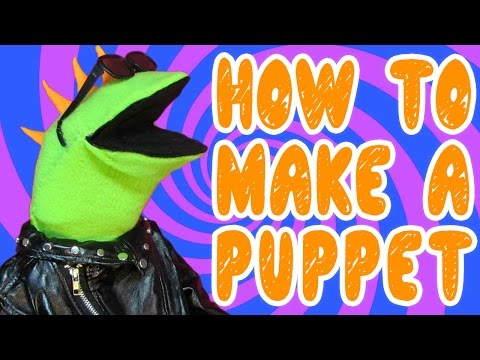 DIY Puppet Build