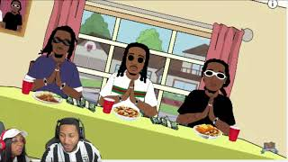 """Chance The Rapper & Migos Be Like..."" By Cartoon Connect REACTION!!!"