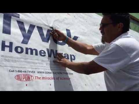 Part I How to install a window (New construction with flange)