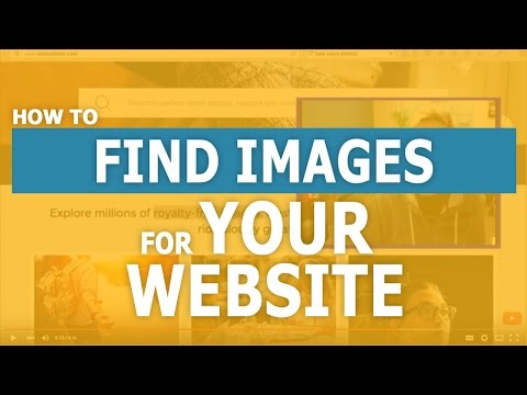 How to Find Images for Your Website