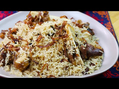Mutton Pulao Recipe | How to make Mutton Yakhni Pulao by SooperChef