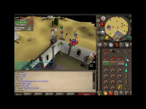 Special Forces P2P PKing Ft  Imperial & Olympus Teaming - Musketeer