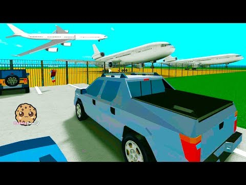 Airplane Roblox Game Play Cookie Swirl C Video