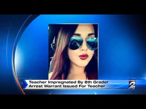 Teacher knocked up by 8th Grader