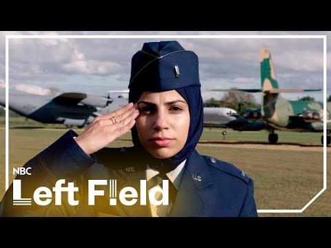 Xxx Mp4 Wearing Hijab In The Military NBC Left Field 3gp Sex