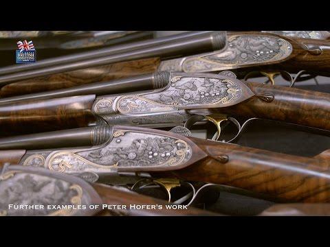 IWA 2016: Peter Hofer Gun And Riflemaker