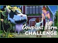 Arriving on the Abandoned Farm! 🐄🌱 Sims 4 Cowplant Farm: Episode #1