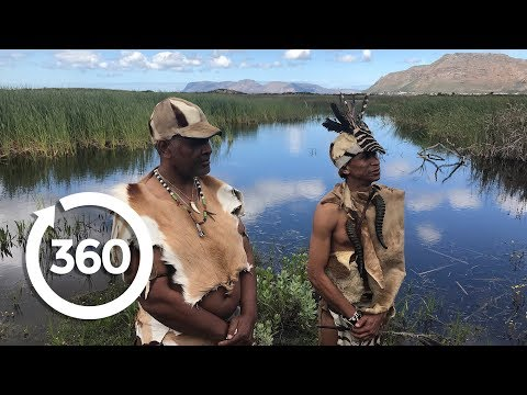 Meet the Last Bushmen | Cape Town, South Africa 360 VR Video | Discovery TRVLR
