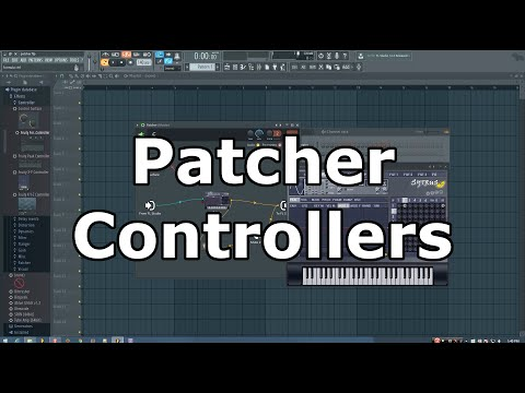 FL Studio's Patcher Tip: Using Formula Controller to Customize Patcher Controls