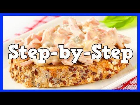 How To Make Ham Salad ~ Video