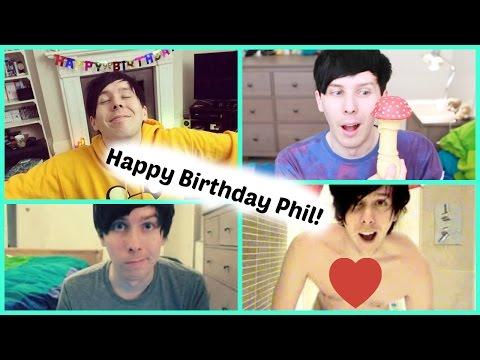 Happy Birthday AmazingPhil!