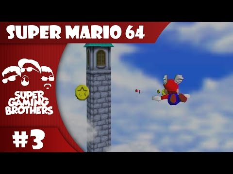 SGB Play: Super Mario 64 - Part 3 | Taking the Flight to Victory