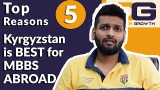 Download 5 Reasons to study MBBS In Kyrgyzstan Video