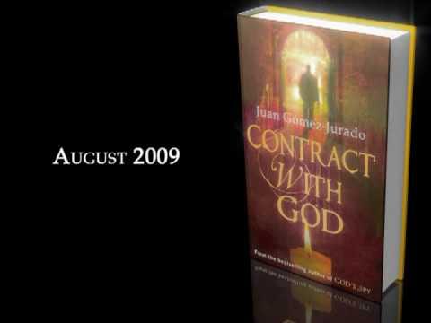 Contract with God - new bestseller by Juan Gomez-Jurado