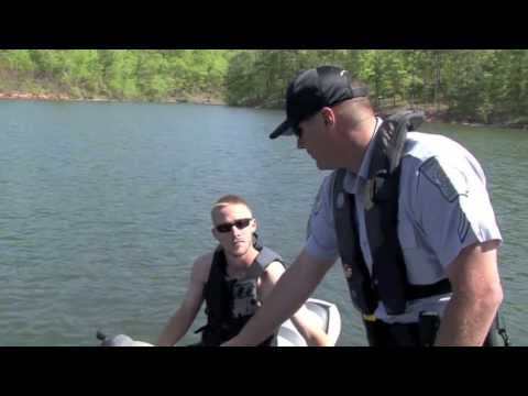 Boating Safety in Georgia: 100-Foot Law