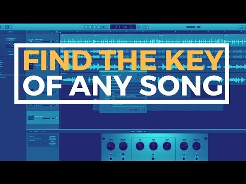 How To Find The Key Of Any Song Easily