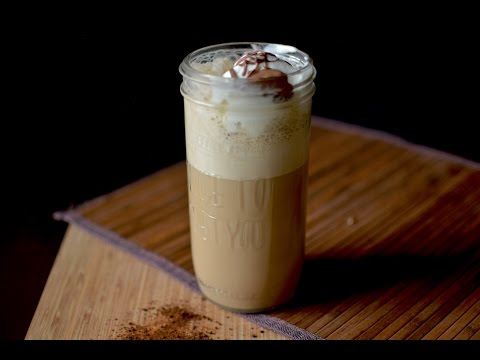Cold Coffee Recipe   Frothy Thick Cold Coffee Recipe   Easy And Quick
