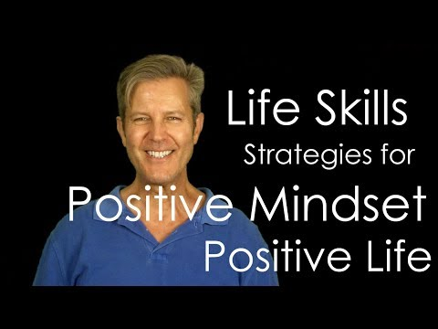 5 Strategies for Positive Mindset. Self Help Blog for Personal Development. Be Positive & Happy