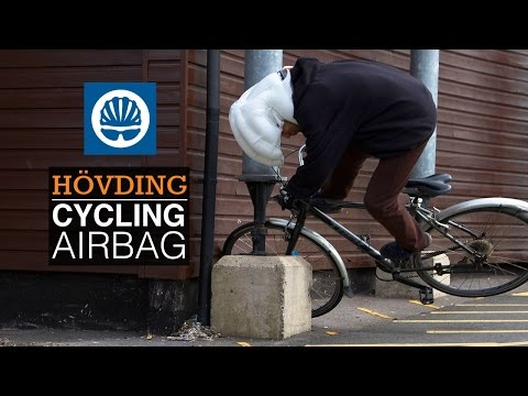 Hövding - The Airbag For Cyclists