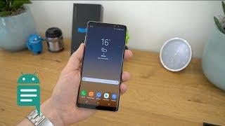 Samsung Galaxy Note 8 Unboxing | Erster Eindruck | Groß, Schick Undteuer |4k|
