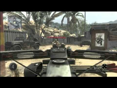 Call of Duty: Black ops Stick and Stone Gameplay