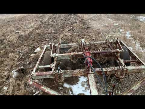 Fixing the Chisel Plow and More Plowing with the John Deere 2510