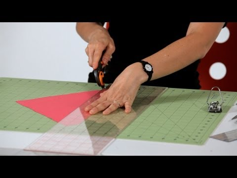 How to Make Bias Tape | Sewing Machine