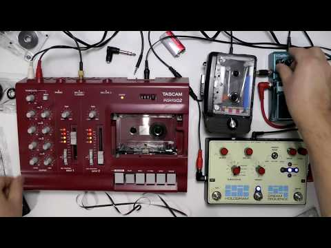 4 TRACK DREAM SEQUENCE | HOLOGRAM ELECTRONICS DREAM SEQUENCE + TAPE LOOPS