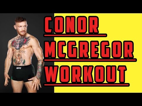 Conor McGregor At Home Workout | Fighter Body Workout