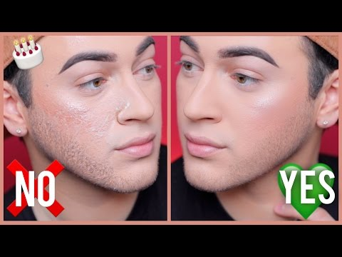 HOW TO STOP YOUR FULL COVERAGE FOUNDATION FROM GETTING CAKEY!