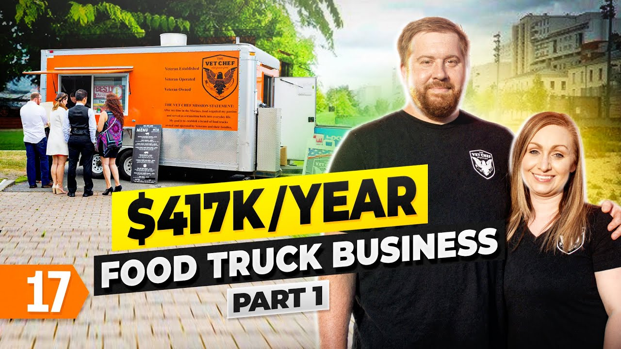 How to Start a $417K/Year Food Truck Business (Part 1)