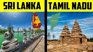Sri Lanka VS Tamil Nadu | Country VS State comparison Placify 2019