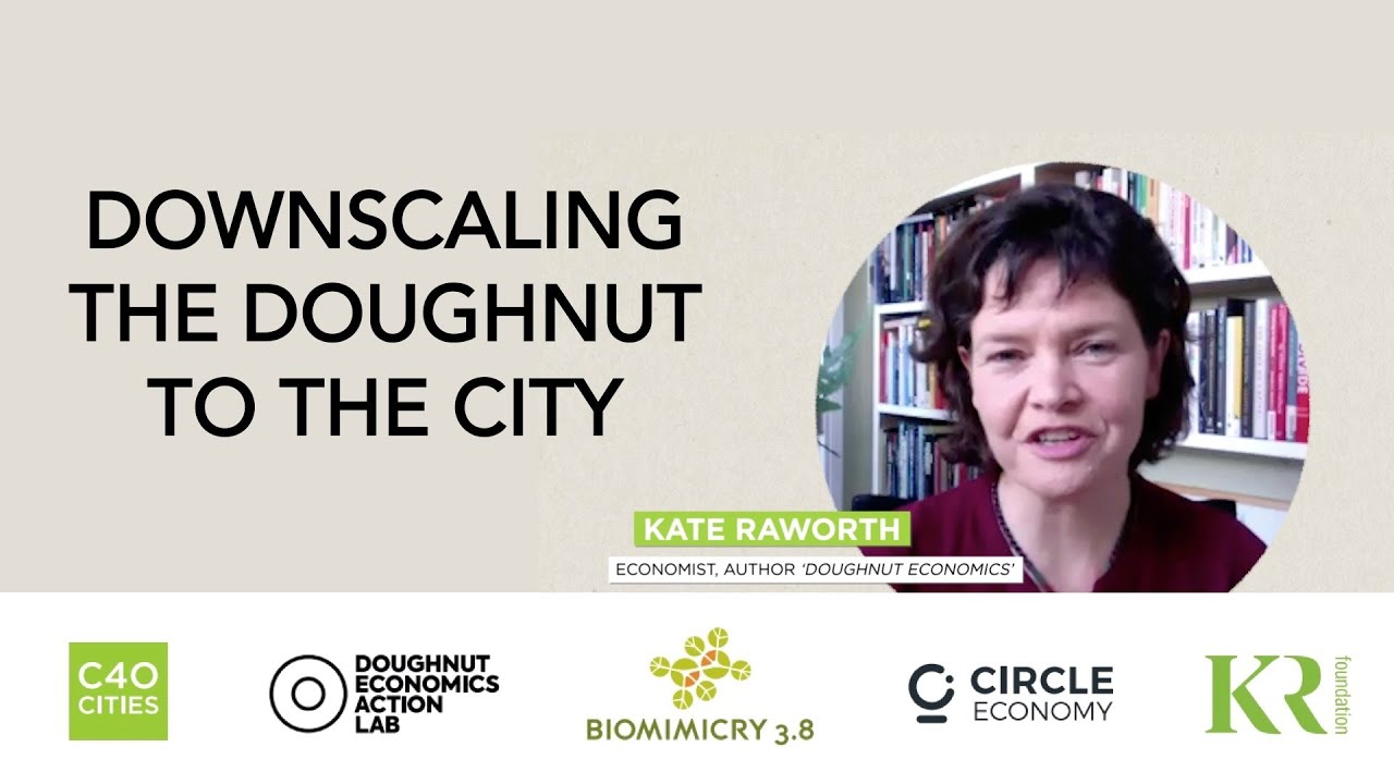 Downscaling the Doughnut to the City