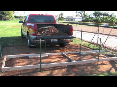 Building A Major League Baseball Pitchers Mound