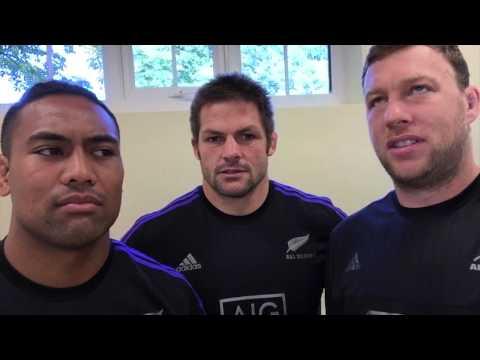 Air New Zealand All Blacks Wake Up Call