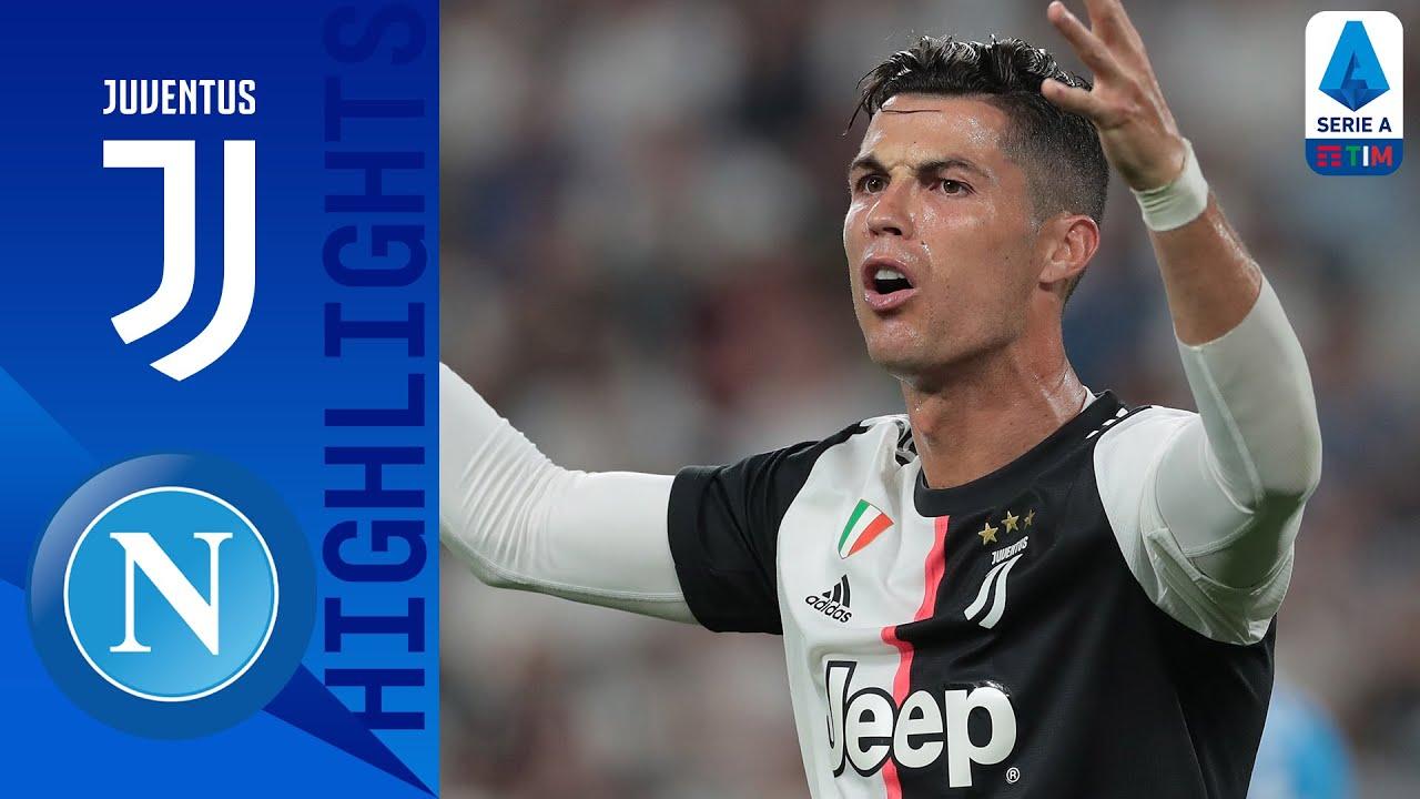 Juventus 4-3 Napoli | CR7 Scores as Juventus Beat Napoli in 7-Goal Thriller! | Serie A