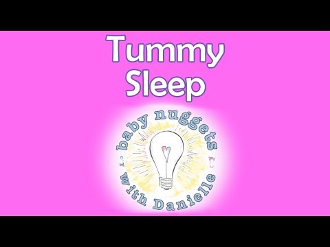 TUMMY SLEEP | Baby Nuggets with Danielle (Episode 26)