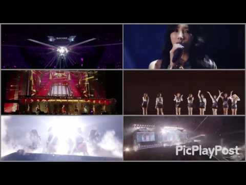 """HD [SNSD] / """"THE BEST LIVE"""" at TOKYO DOME"""