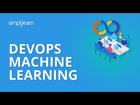 DevOps Machine Learning | Machine Learning & DevOps | DevOps Training | DevOps Tutorial |Simplilearn