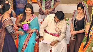 Moh Moh Ke Dhaage Serial 12th April 2017 Episode 17 - Engagement Special - On Location