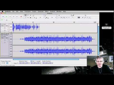 Audacity Tutorial How to Mix Sound | How to Multitrack Record