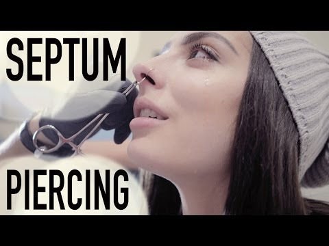 SEPTUM PIERCING | BRITTANY BALYN