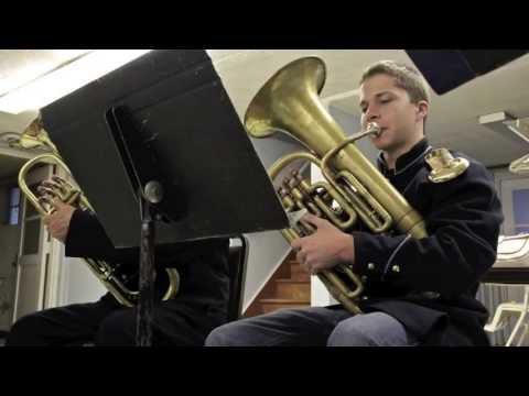 Civil War reenactment band preps for trip to Gettysburg