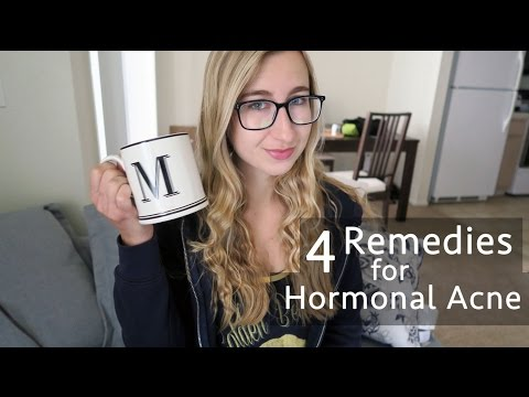 How to Get Rid of Hormonal Acne | 4 Natural Remedies