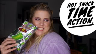 Hot Snack Time Action: Munchpak Unboxing