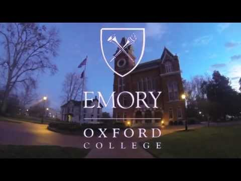 Oxford College Acceptance Video