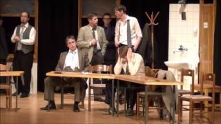12 Jeznih Mož - Dramska Skupina Scena